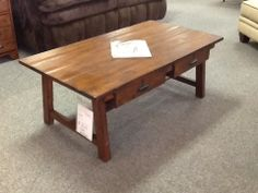 P&R cocktail table $369