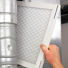 Did you know that your home's HVAC filters should be replaced every 3 months? This ensures your heating and air conditioning runs as efficiently as possible, and cuts down on allergens!