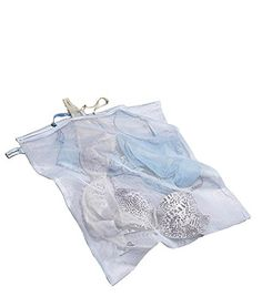 Bare Necessities Large Lingerie Wash Bag One Size White >>> Read more reviews of the product by visiting the link on the image.