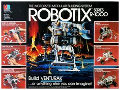 Robotix R-1000  (Circa 1985)