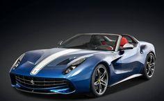 Beleza Americana: F60 América, novo lançamento da Ferrari Com uma edição limitada de apenas dez, F60 América, da Ferrari, é uma jóia rara de um carro....