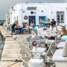Naousa, Paros island, Greece