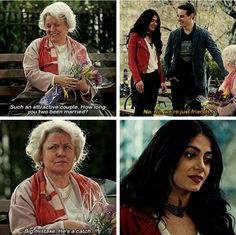 """#Shadowhunters 2x12 """"You Are Not Your Own"""""""