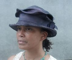 Packable Travel Hat All colors available by KartisimDesign on Etsy