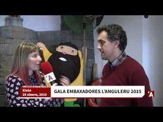 Vídeo I Gala de los Embaxadores L'Anguleru 2014 « L'Anguleru web oficial