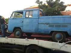 123018 VW DOUBLE CABINA 1969