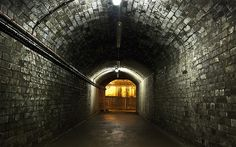 LOCATION: Manchester Tunnels - Underground Tours long exposures, lighting, aperture, atmospheric.