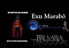 Entidades Ciganas da Umbanda (Clique Aqui) para entrar.: EXU MARABÔ E A BRUXARIA TRADICIONAL
