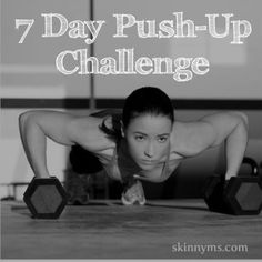 And see results. #pushups #howtodoapushup #upperbodystrength #biceps #corestrength #workoutsforwomen #challenge