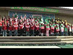 Christmas Program Kindergarten! - YouTube