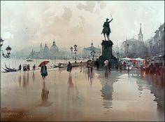 dusan-djukaric-riva-in-venice-watercolor-54x74-cm-gallery