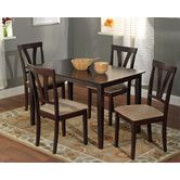 Found it at Wayfair - TMS Tuscan 5 Piece Dining Set