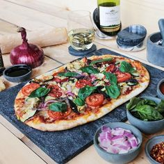 Our Soapstone Pizza Stones are perfect for all occasions. These stones are stain-proof, naturally non-stick, and can be used on the grill or in the oven to prepare that perfectly crisp, never burnt pi
