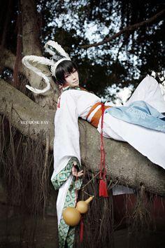 Hakutaku (Hoozuki no Reitetsu) by YUEGENE - WorldCosplay