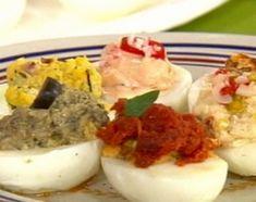 Recetas | Cocineros Argentinos - Lengua a la vinagreta con huevo duro y perejil