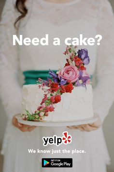 Need wedding help? We've got tons of great local recommendations. Looking for a pretty wedding cake? We can help. Need a gorgeous bouquet and flowers for the tables? We got you. Whatever your wedding needs, we've got a ton of great local spots lined up. With recommendations from millions of users, we know just the place.