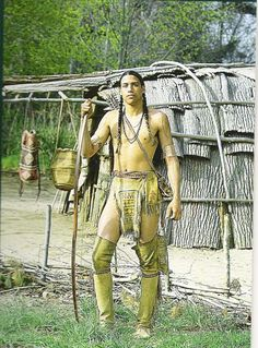 Wampanoag Indians. The Wampanoag occupied the area where the Pilgrim Fathers built a colony in Plimouth,  Massachusetts.