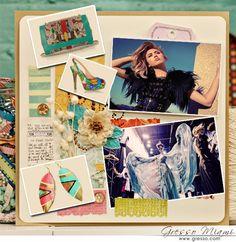 #Fashion #scrapbook! For more Follow us http://gresso.tumblr.com/