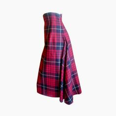 The skirt pictured above was posted on Monday as part of the plaid inspiration. I have been...