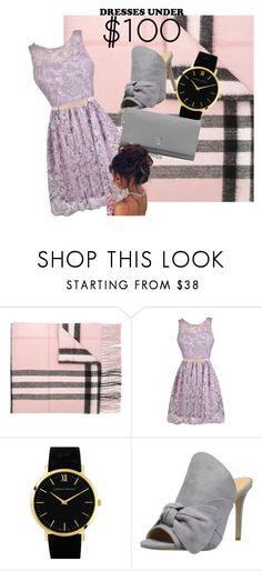 dresses under contest 2 Larsson & Jennings, Burberry, Prada, The 100, Polyvore, Shopping, Image, Dresses, Fashion