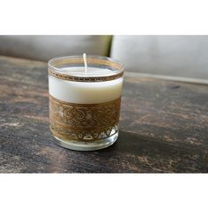 Lemongrass Soy Candle ($20) ❤ liked on Polyvore featuring home, home decor, candles & candleholders, garden candles, soy wax candles, scented soy wax candle, scented soy candles and fragrance candles