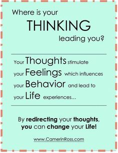 Think first. Recognize and analyze emotions. Counseling Activities, School Counseling, Therapy Activities, Therapy Worksheets, Psychology Quotes, School Psychology, Psychology Careers, Psychology Experiments, Color Psychology