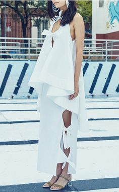Rosie Assoulin Look 28 on Moda Operandi