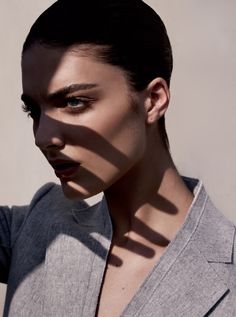 Russh Magazine August/September 2015 Model: Katryn Kruger Photographer: Matthew Sprout Fashion Editor: Ilona Hamer