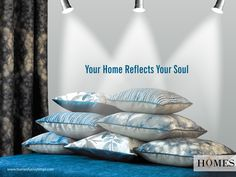 Your #Home tells a lot about your #Style. Add a new look, add a new style with #Homes #FloralCollection. Explore more on www.homesfurnishings.com #HomeFabrics #Cushions #Upholstery #Furnishings #FineFabric #HomesFurnishings #MondayMotivation
