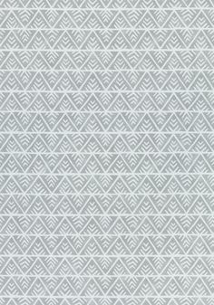 JULES, Grey on White, AF78702, Collection Palampore from Anna French