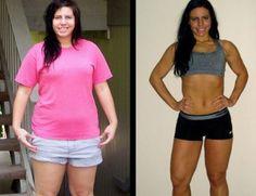 Jak jsem shodila 16 kilogramů za tři měsíce | Blog | Online Fitness