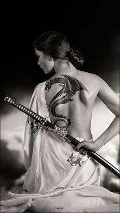 Fantastic ♂ World martial art | Japanese Samurai 侍 | Bushidō 武士道 | Women and…