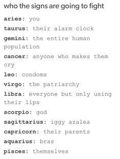 #Aries #Taurus #Cancer #Gemini #Leo #Virgo #Libra #Scorpio #Sagittarius #Capricorn #Aquarius #Pisces #Zodiac #Horoscope #Astrology