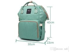 11629c730 2018 Hot Item Mommy Backpack Mother Maternity Nappies Diaper Backpacks Large  Volume Outdoor Travel Bags Multifunction By Dhl From Rafi, $19.1 |  Dhgate.Com