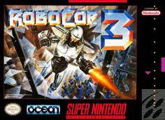 Emularoms: Robocop 3 [ SNES ]