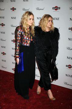 Ashley Olsen Photo - Premiere of 'Nine'