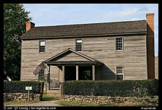 Wooden Building in Old Alabama Town. Montgomery, Alabama- Alabama Attractions . www.visitingmontgomery.com