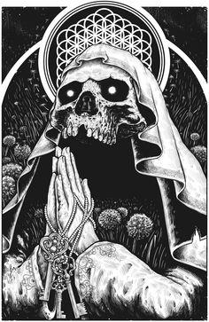 Bring me the horizon, skull,