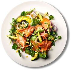 101 Simple Summer Salads #LaurenConrad