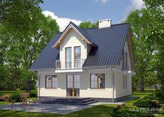 Дом одноквартирный, одноэтажный с жилой мансардой - LK&978