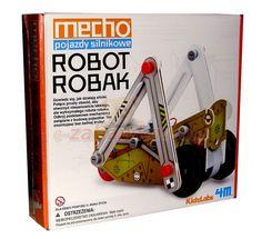 4M POJAZDY SILNIKOWE - ROBOT ROBAK 3403