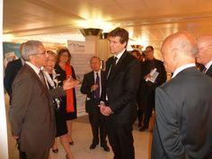 Monsieur Montebourg, ministre du redressement productif, s'intéresse de près aux solutions VHP et télémédecine auxquelles participe grandement COMEATRH