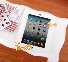 Find More Furniture Toys Information about iland 1/6 Dollhouse Miniature Scale Barbie Dolls Laptop Computer Tablet PC Model Metal  White and Black Color HC005,High Quality pc tablet sim,China tablet pc Suppliers, Cheap pc pen tablet from iland miniature world on Aliexpress.com
