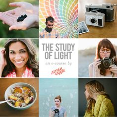 Study of Light E-course from Arrow and Apple