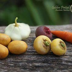 Патиссон и корнеплоды.☺ #полимернаяглина#моторика#игрыдлядетей#овощиизполимернойглины#заказ#миниатюры