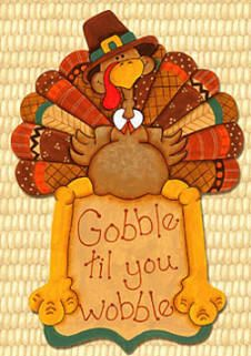 Turkey Sitting Gobble Til You Wobble Thanksgiving Graphics, Thanksgiving Projects, Thanksgiving Wallpaper, Thanksgiving Art, Thanksgiving Greetings, Thanksgiving Decorations, Halloween Decorations, Autumn Painting, Tole Painting