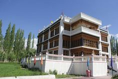 hotel khasdan which is named after a boy that lives there. Leh Ladakh, Trip Advisor, Mansions, House Styles, Home Decor, Decoration Home, Manor Houses, Room Decor, Villas