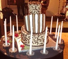 November 10, 2012 at the Meadowlands Country Club in Blue Bell, PA.  Mazel tov Sara!