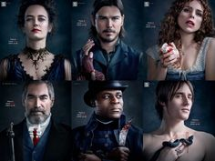Penny Dreadful on Showtime. Penny Dreadful, Skyfall, Literary Theory, Dorian Gray, Eva Green, About Time Movie, American Horror Story, Film Movie, Movies