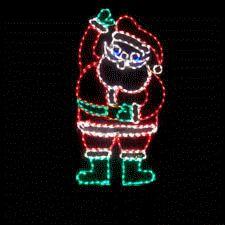 santa-cop-and-rudy-cop-anim big.gif | Christmas Done Bright ...